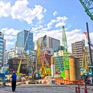工事現場 都市開発2